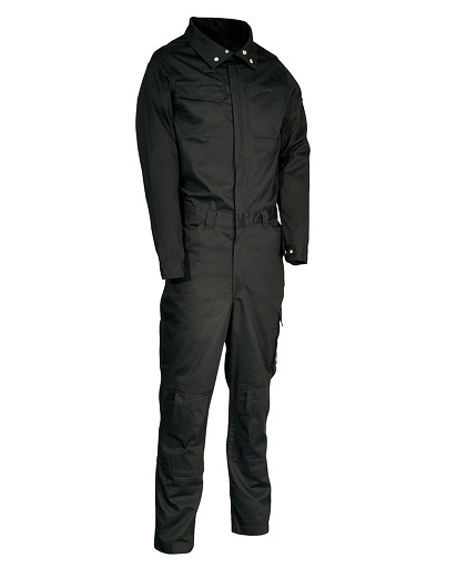 Cofra LAGOS Coverall workwear Anthracite Size L
