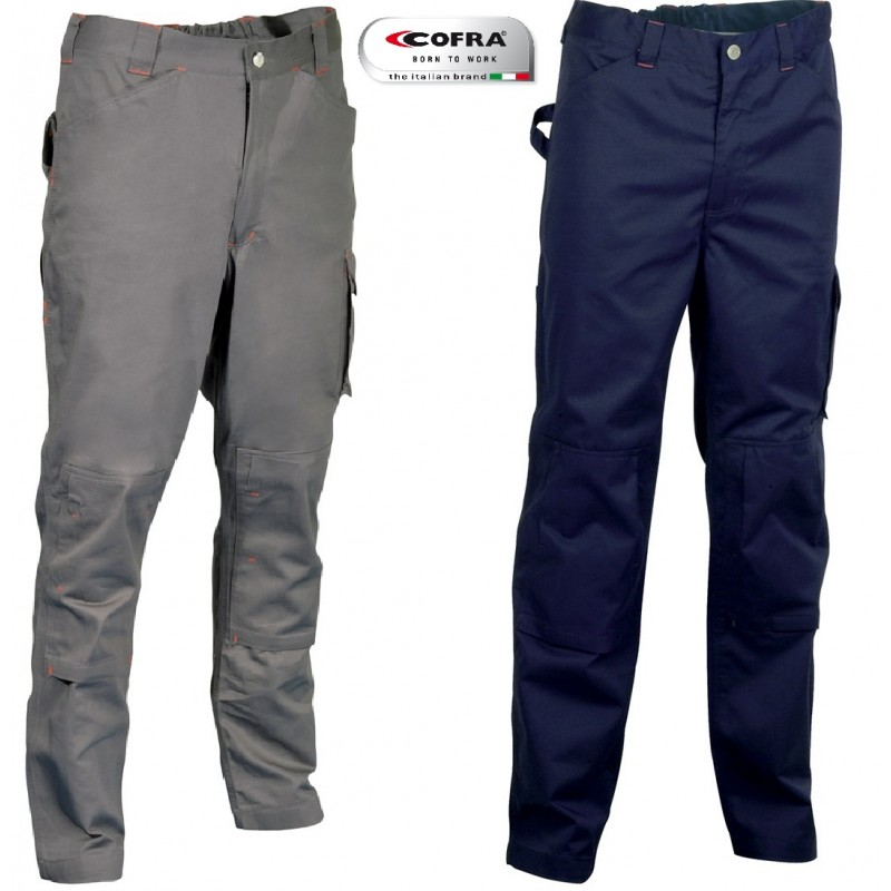 Cofra RABAT Trouser Anthracite Size L